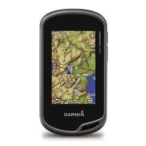 Garmin Oregon 650 GPS