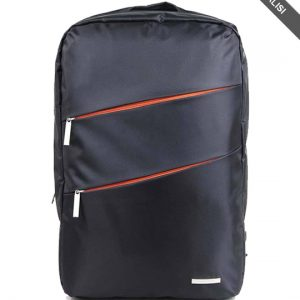 "KB 15.6"" Arrow Series, LAPTOP BACKPACK - Black"