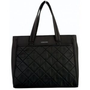 "Kingsons 15.6"" Black Ladies Bag"