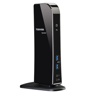 Toshiba Dynadock USB3.0 Port Replicator