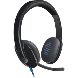 Headphones - LOGITECH USB HEADSET H540